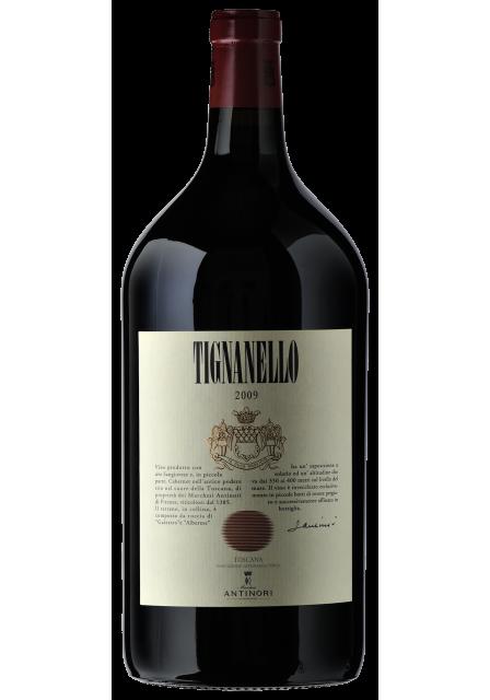 Double magnum Tignanello 2014, 300cl