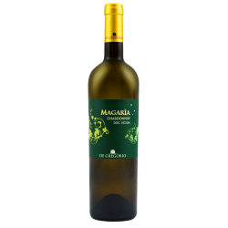 Magaria Chardonnay DOC 2017, 75cl