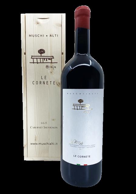 Magnum Le Cornete IGT 2018, 150cl