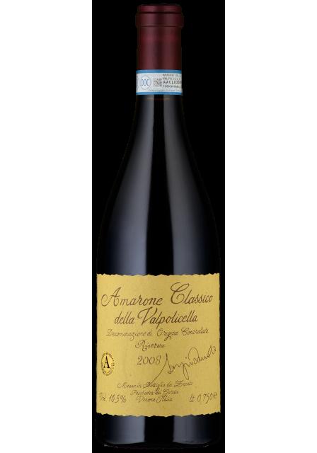 Amarone Classico della Valpolicella Riserva DOC 2015, 75cl