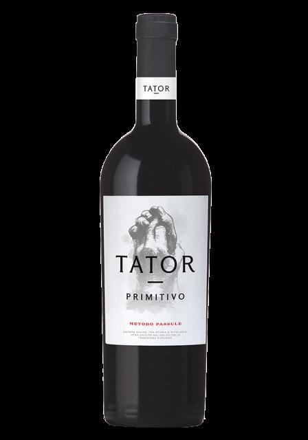 Tator Primitivo IGT 2020, 75cl